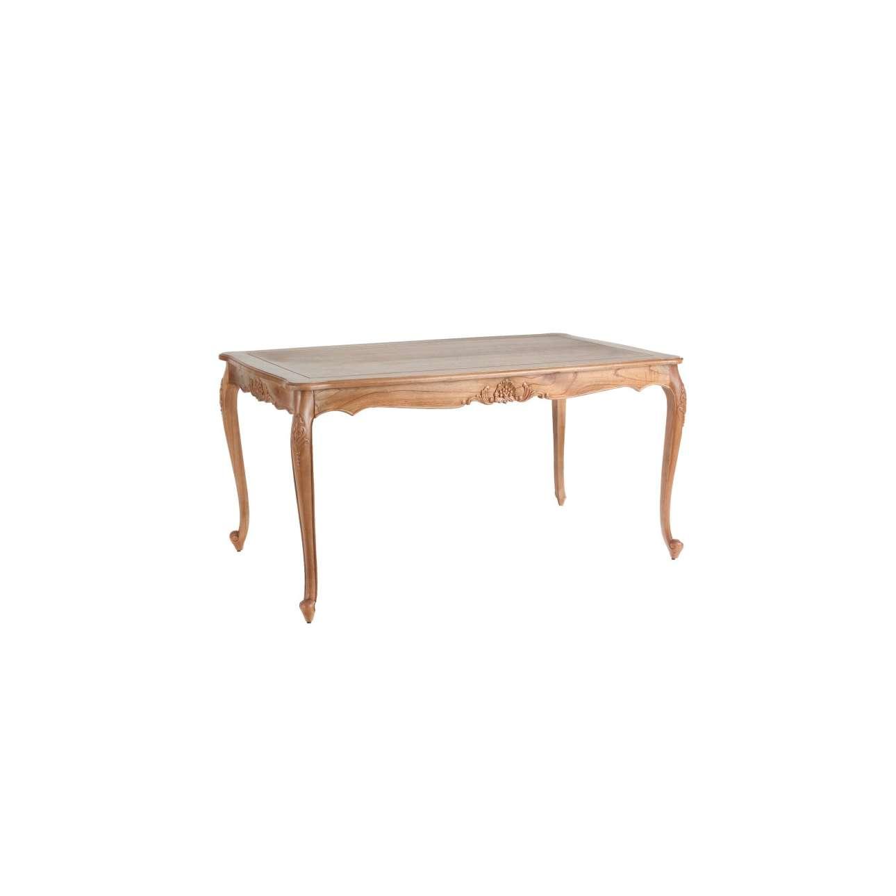 Stůl Dorothee 160x80x78cm, natural