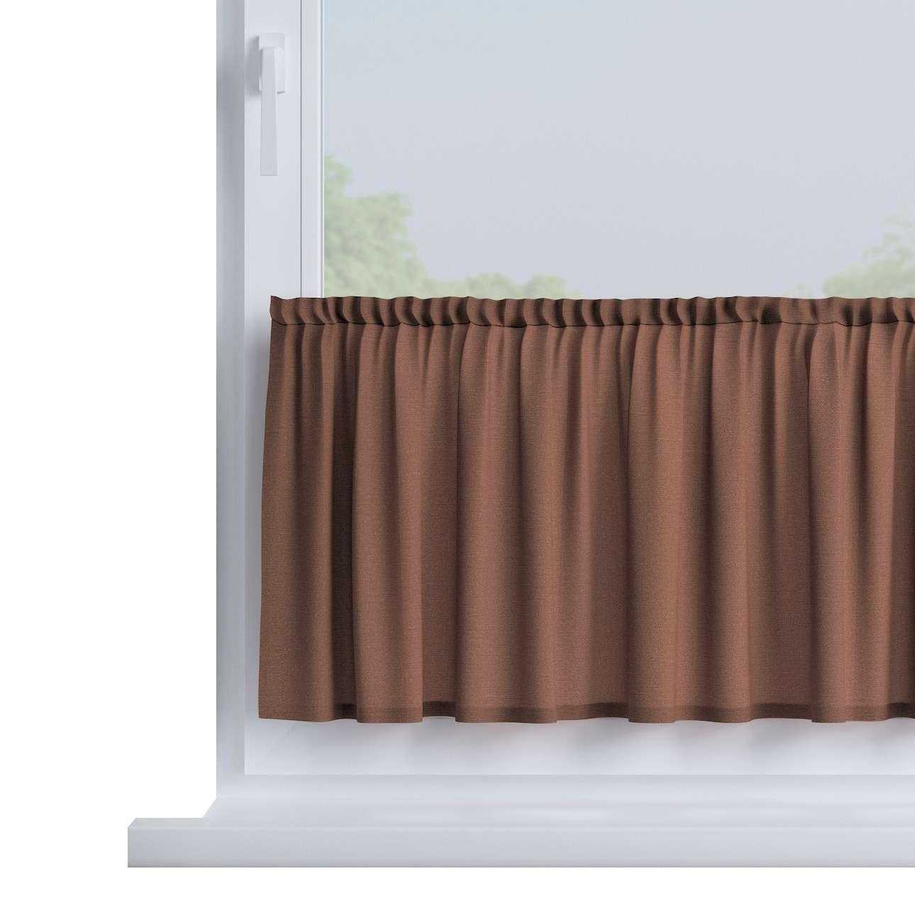 Zazdrostka prosta na metry wys. 40cm+2,5cm grzywka w kolekcji Loneta, tkanina: 133-09