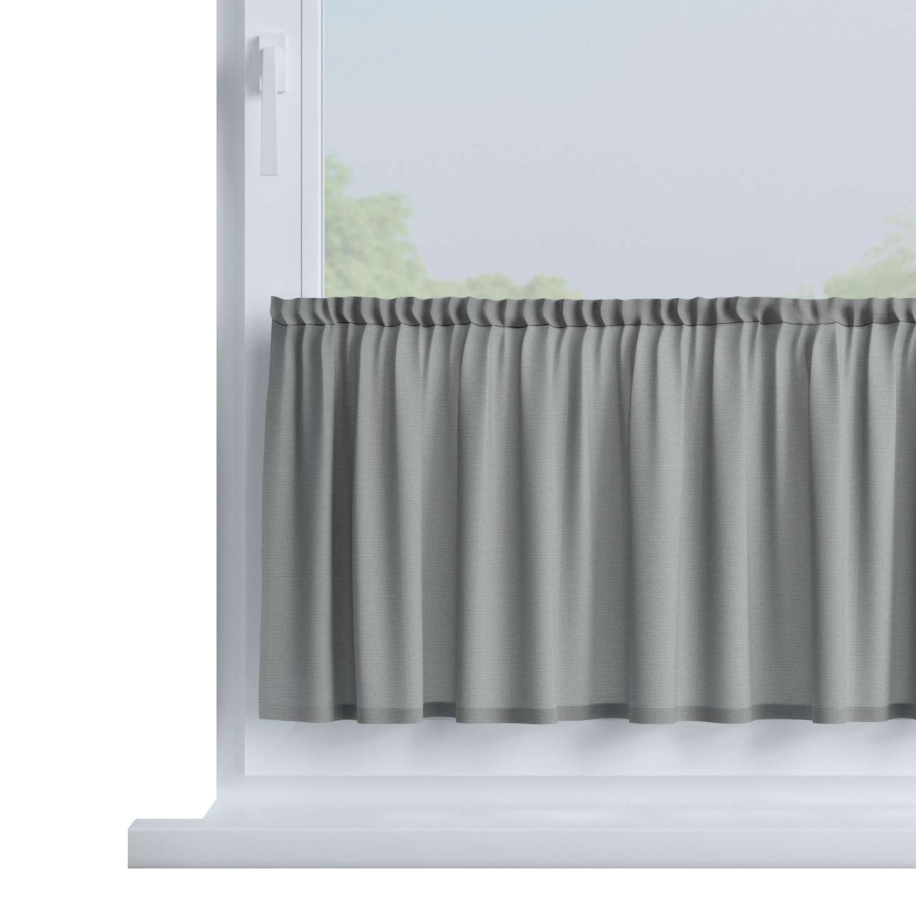 Zazdrostka prosta na metry wys. 40cm+2,5cm grzywka w kolekcji Loneta, tkanina: 133-24