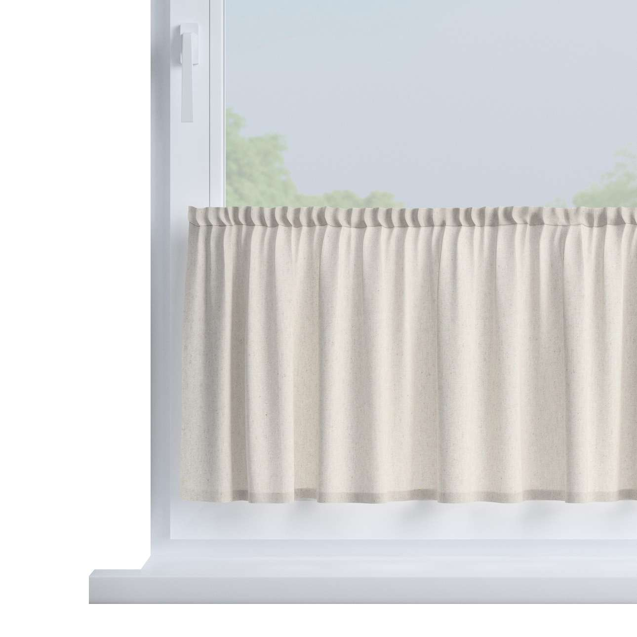 Vitrážka jednoduchá, metráž V kolekcii Loneta, tkanina: 133-65