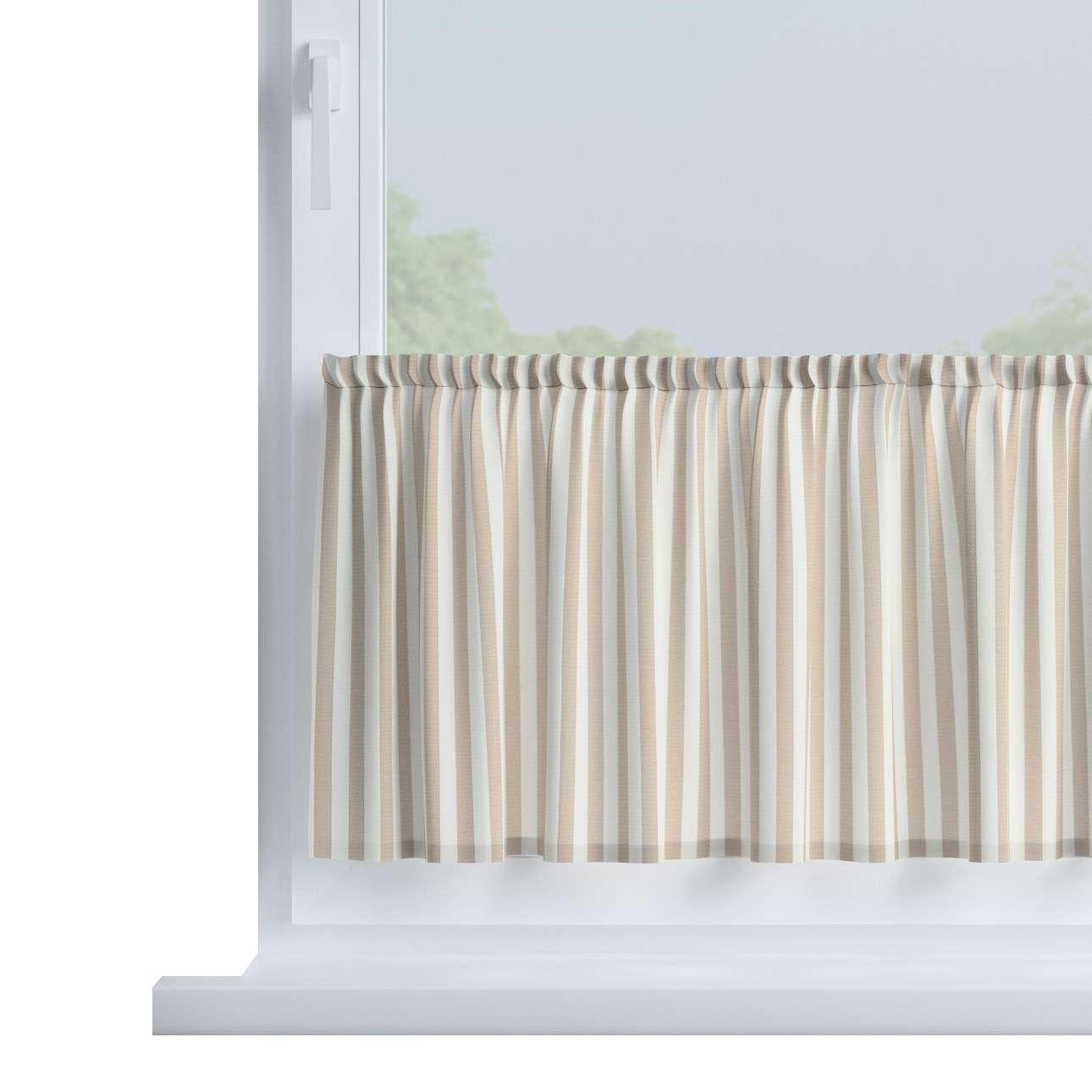 Vitrážka jednoduchá, metráž V kolekcii Quadro, tkanina: 136-07
