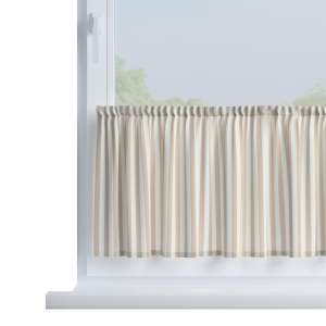 Zazdrostka prosta na metry wys. 40cm+2,5cm grzywka w kolekcji Quadro, tkanina: 136-07
