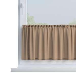 Zazdrostka prosta na metry wys. 40cm+2,5cm grzywka w kolekcji Quadro, tkanina: 136-09