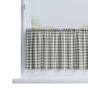 Zazdrostka prosta na metry wys. 40cm+2,5cm grzywka w kolekcji Quadro, tkanina: 136-11