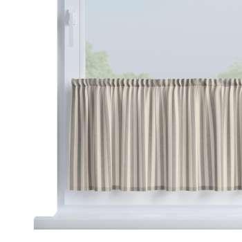 Zazdrostka prosta na metry wys. 40cm+2,5cm grzywka w kolekcji Quadro, tkanina: 136-12