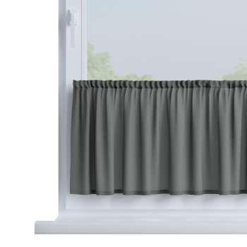 Zazdrostka prosta na metry wys. 40cm+2,5cm grzywka w kolekcji Quadro, tkanina: 136-14
