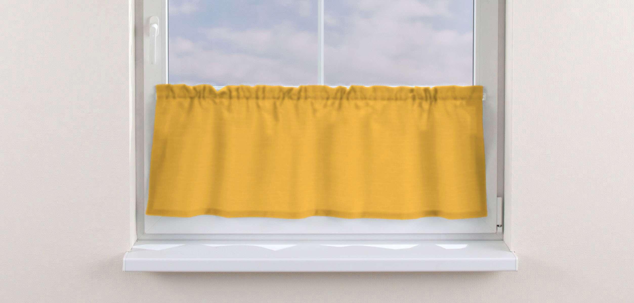 Vitrážka jednoduchá, metráž V kolekcii Loneta, tkanina: 133-40