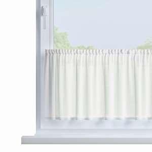 Zazdrostka prosta na metry wys. 40cm+2,5cm grzywka w kolekcji Woale, tkanina: 900-01