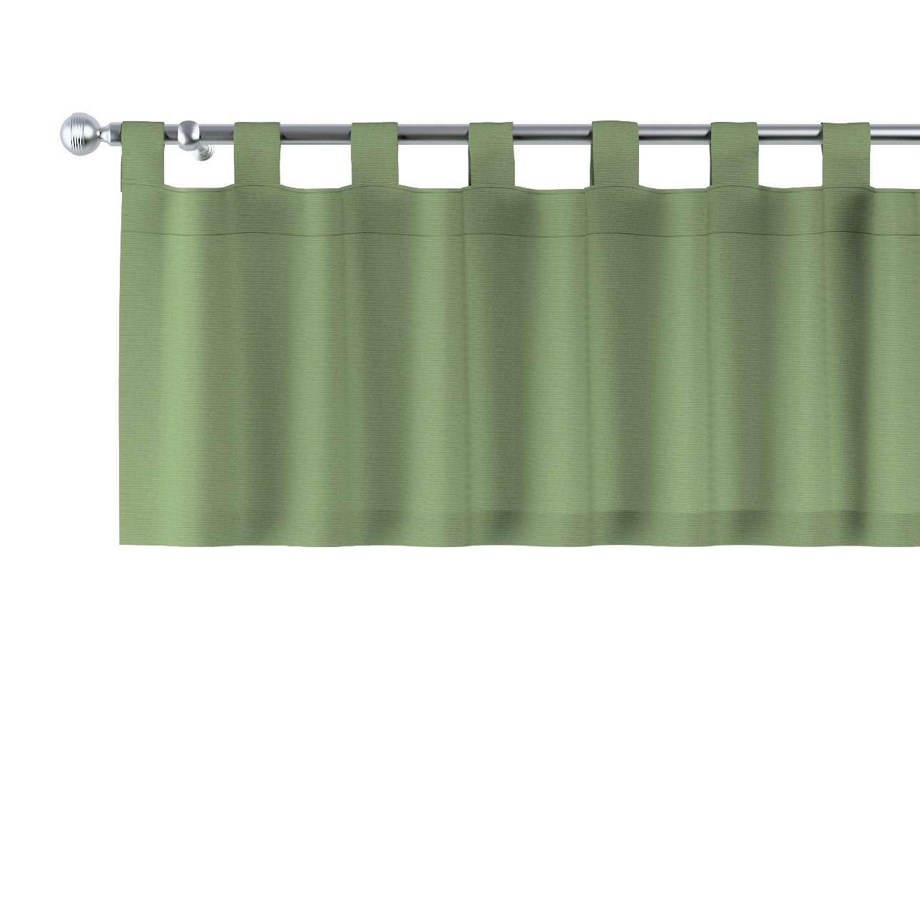 Gardinkappe med stropper 130 × 40 cm fra kollektionen Jupiter, Stof: 127-52