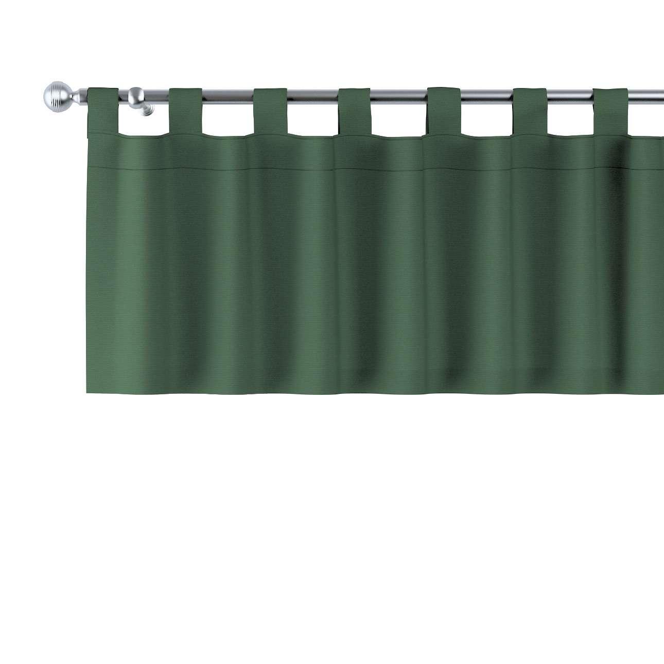 Gardinkappe med stropper 130x40cm fra kollektionen Cotton Panama, Stof: 702-06