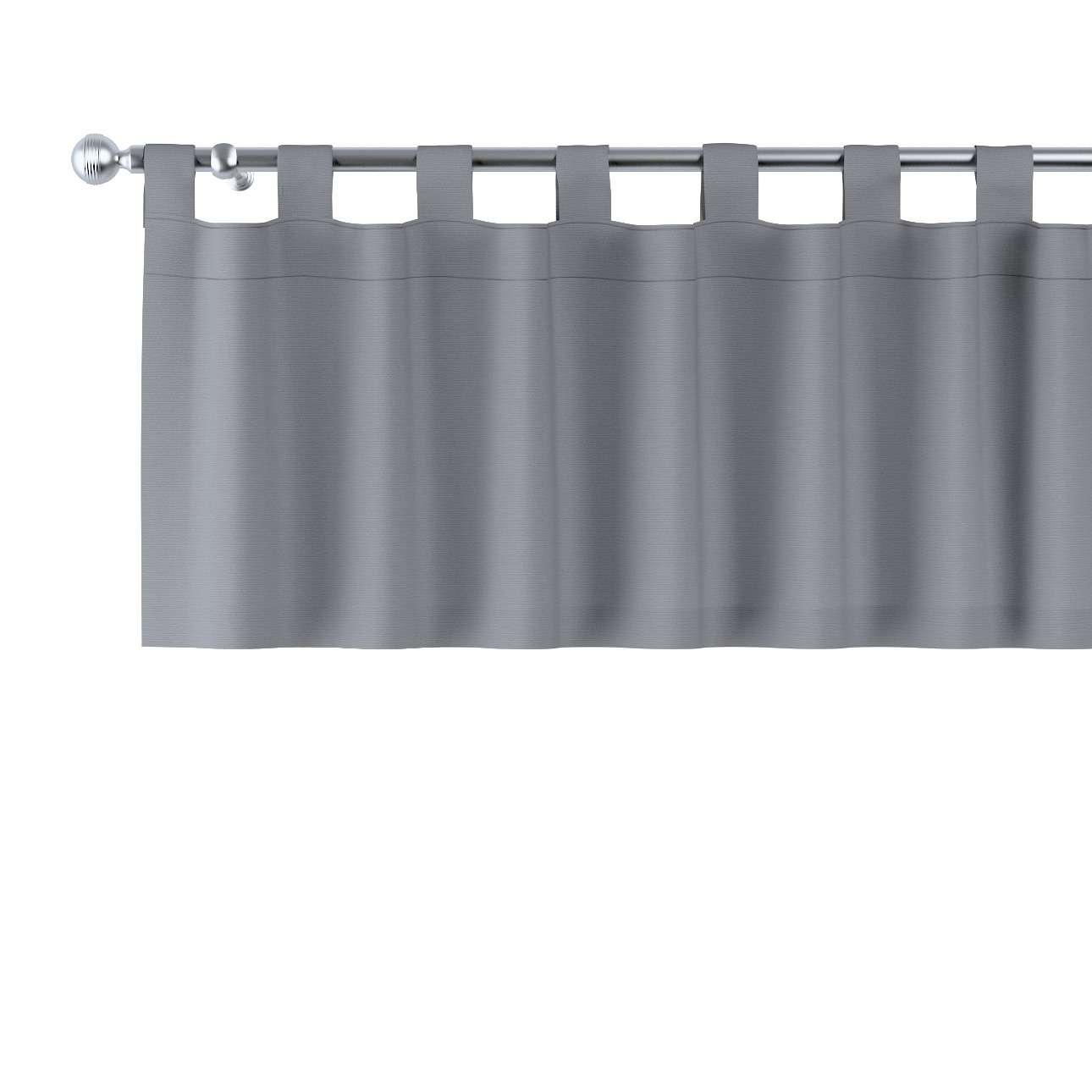 Gardinkappe med stropper 130 × 40 cm fra kolleksjonen Cotton Panama, Stoffets bredde: 702-07