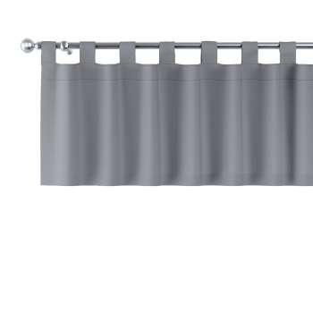 Gardinkappe med stropper fra kolleksjonen Cotton Panama, Stoffets bredde: 702-07