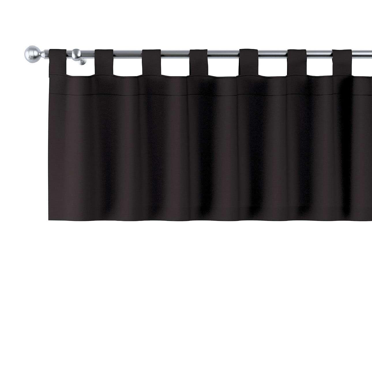 Gardinkappe med stropper 130x40cm fra kolleksjonen Cotton Panama, Stoffets bredde: 702-09