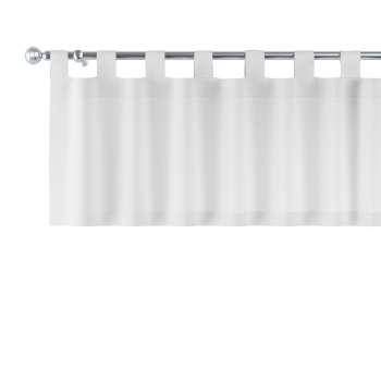 Lambrekin na szelkach 130x40cm w kolekcji Linen, tkanina: 392-04