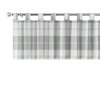 Gardinkappe med stropper fra kolleksjonen Edinburgh, Stoffets bredde: 115-79