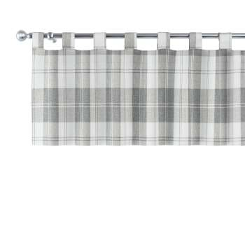 Kurzgardine mit Schlaufen von der Kollektion Edinburgh , Stoff: 115-79