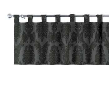 Gardinkappa med hällor 130x40cm i kollektionen Damasco, Tyg: 613-32
