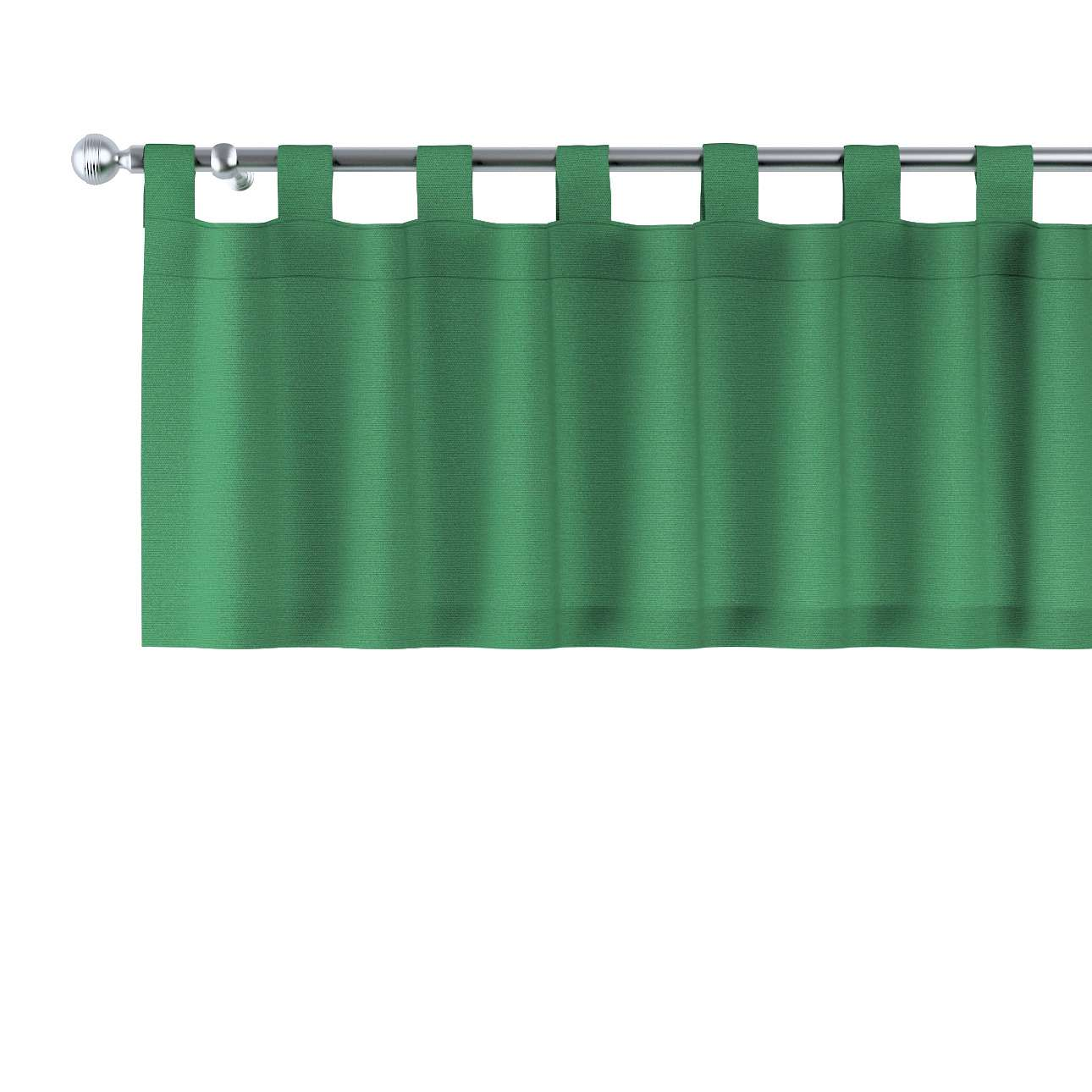 Lambrekin na szelkach 130x40cm w kolekcji Loneta, tkanina: 133-18