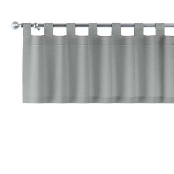 Kurzgardine mit Schlaufen 130x40cm von der Kollektion Loneta, Stoff: 133-24