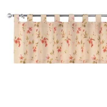 Gardinkappe med stropper fra kollektionen Londres, Stof: 124-05