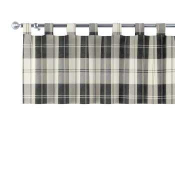 Gardinkappe med stropper 130x40cm fra kolleksjonen Edinburgh, Stoffets bredde: 115-74