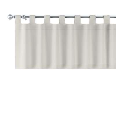 Krátky záves na pútkach V kolekcii Cotton Panama, tkanina: 702-31