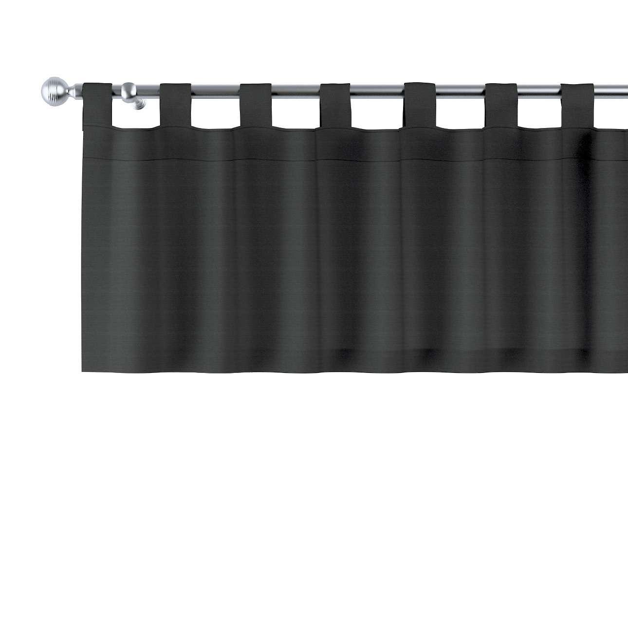 Gardinkappe med stropper fra kollektionen Jupiter, Stof: 127-99