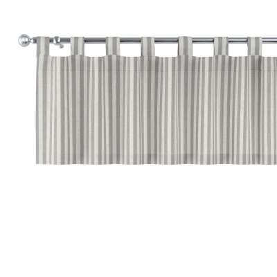 Lambrekin na szelkach w kolekcji Quadro, tkanina: 136-12