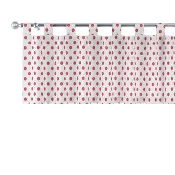 Gardinkappe med stropper 130x40cm fra kolleksjonen Ashley, Stoffets bredde: 137-70