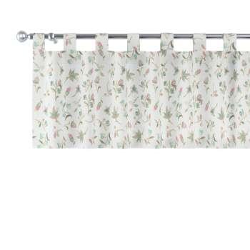 Gardinkappe med stropper 130 × 40 cm fra kollektionen Londres, Stof: 122-02