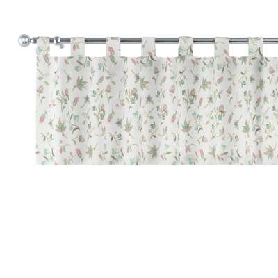Lambrekin na szelkach w kolekcji Londres, tkanina: 122-02