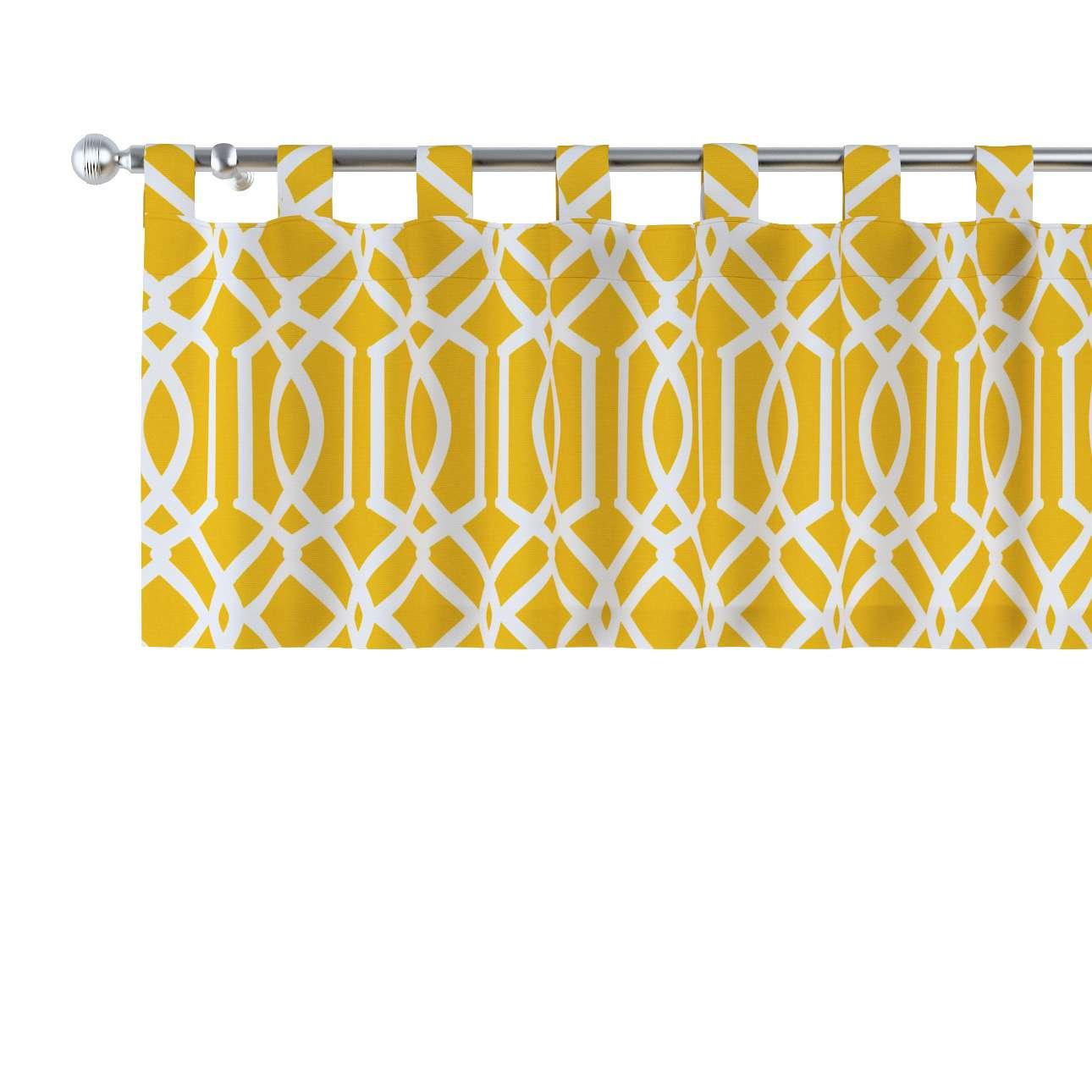 Gardinkappe med stropper 130 × 40 cm fra kollektionen Comics, Stof: 135-09