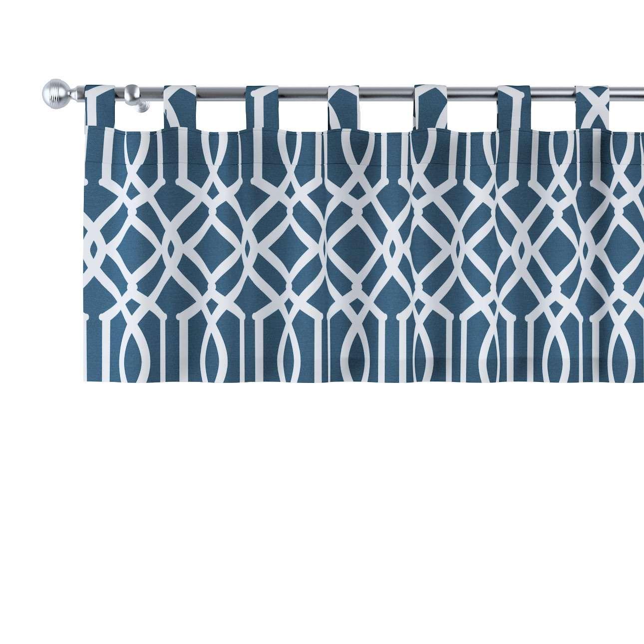 Gardinkappe med stropper 130x40cm fra kollektionen Comics, Stof: 135-10