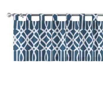 Gardinkappe med stropper fra kolleksjonen Comics, Stoffets bredde: 135-10