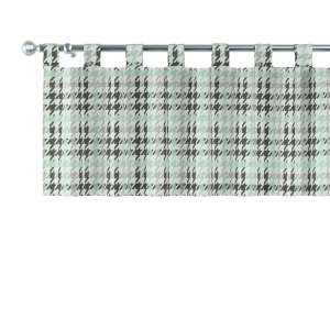 Lambrekin na szelkach 130x40cm w kolekcji Brooklyn, tkanina: 137-77