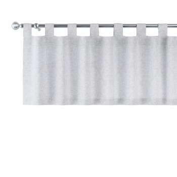Kurzgardine mit Schlaufen 130x40cm von der Kollektion Venice, Stoff: 140-49