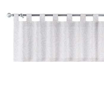 Gardinkappa med hällor 130 × 40 cm i kollektionen Venice - NYHET, Tyg: 140-50