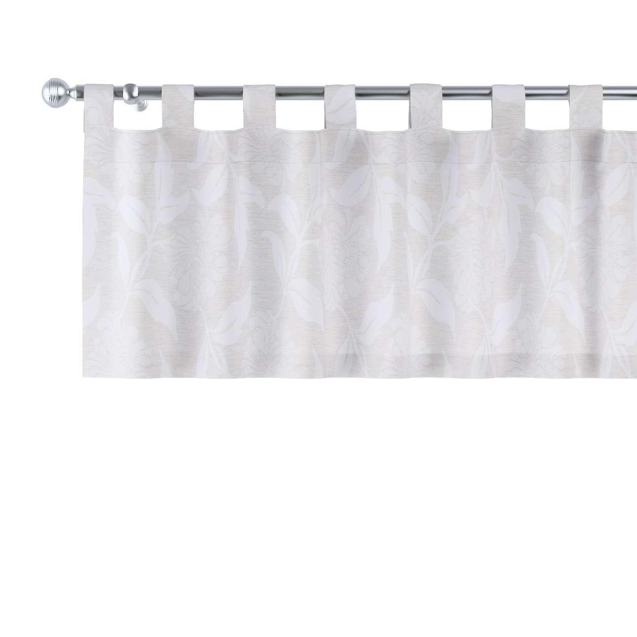 Gardinkappe med stropper 130 × 40 cm fra kollektionen Venice, Stof: 140-51