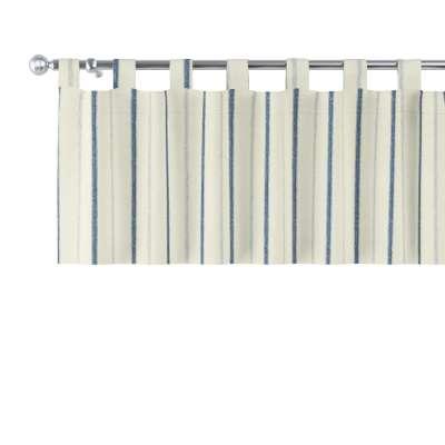 Gardinkappe med stropper