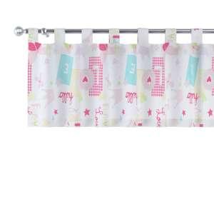 Lambrekin na szelkach 130x40cm w kolekcji Little World, tkanina: 141-51
