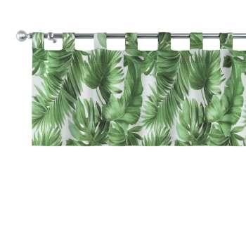 Gardinkappe med stropper 130x40cm fra kollektionen Urban Jungle, Stof: 141-71