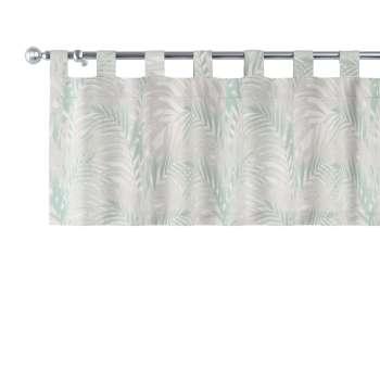 Gardinkappe med stropper fra kollektionen Gardenia, Stof: 142-15