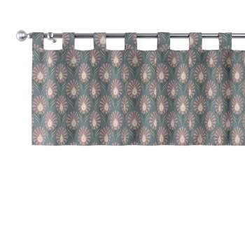 Gardinkappe med stropper fra kollektionen Gardenia, Stof: 142-17