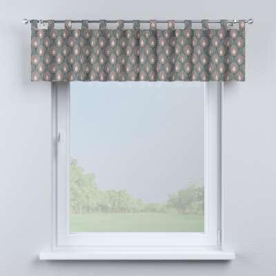Lambrekin na szelkach w kolekcji Gardenia, tkanina: 142-17