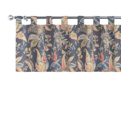 Kurzgardine mit Schlaufen von der Kollektion Gardenia, Stoff: 142-19