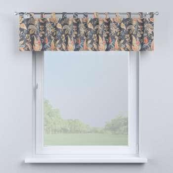 Lambrekin na szelkach w kolekcji Gardenia, tkanina: 142-19