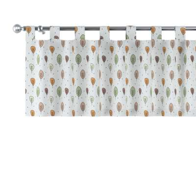 Lambrequin with loops in collection Magic Collection, fabric: 500-09