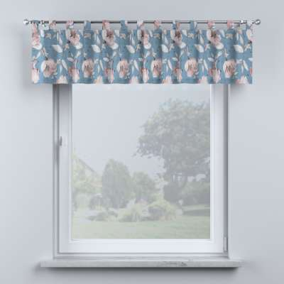Lambrequin with loops in collection Magic Collection, fabric: 500-18