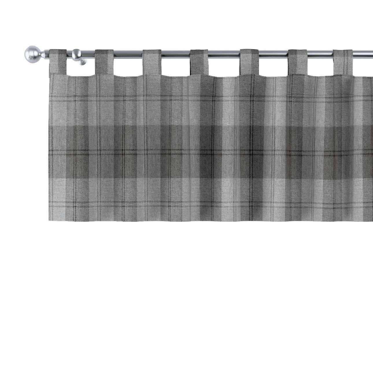 Lambrekin na szelkach w kolekcji Edinburgh, tkanina: 115-75