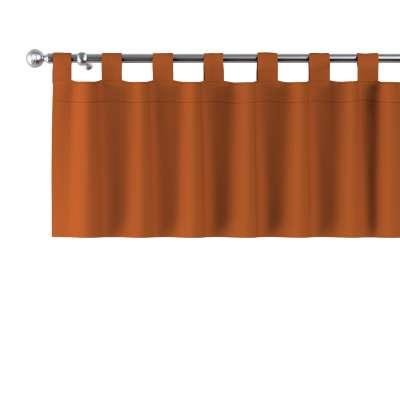 Schabracke mit Schlaufen 702-42 karamell Kollektion Cotton Story